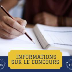 Information Concours PACES S2 2019, T2S (Tutorat santé strasbourg)