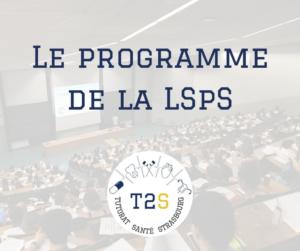 programme lsps
