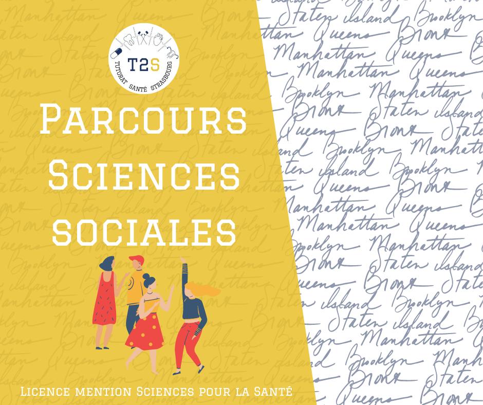 parcours sciences sociales